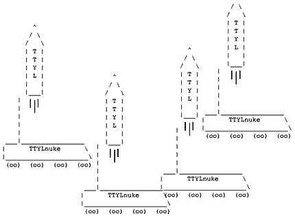 ASCII Bang