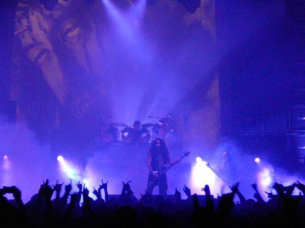 Metal Concert in Singapore