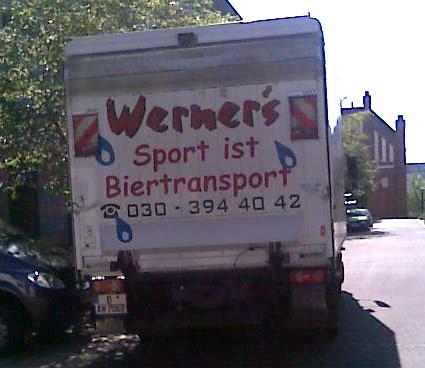 Werner's Sport
